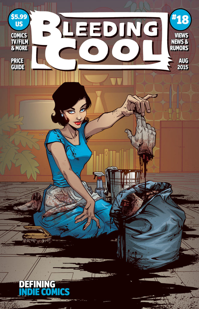 BLEEDING COOL MAGAZINE #18