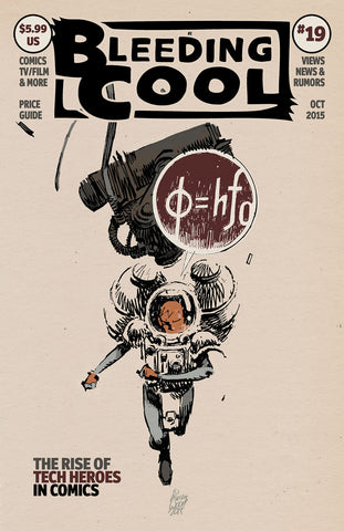 BLEEDING COOL MAGAZINE #19