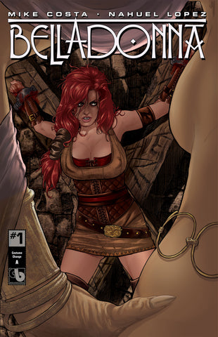 BELLADONNA #1 Costume Change - cover A