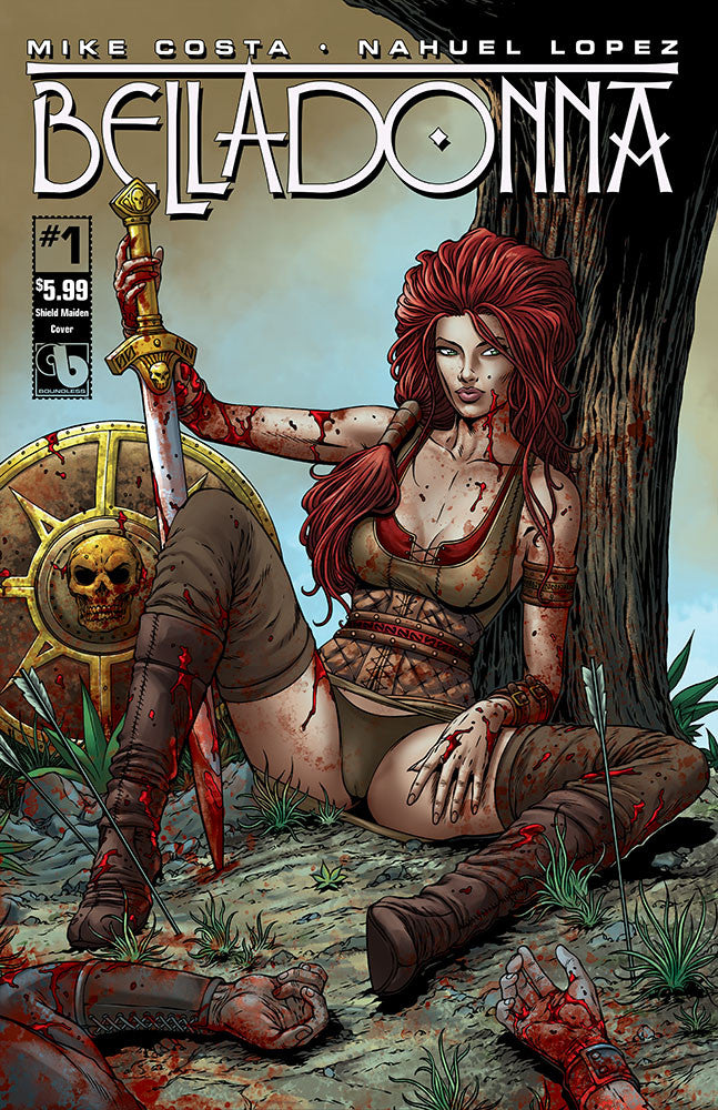 BELLADONNA #1 Shield Maiden
