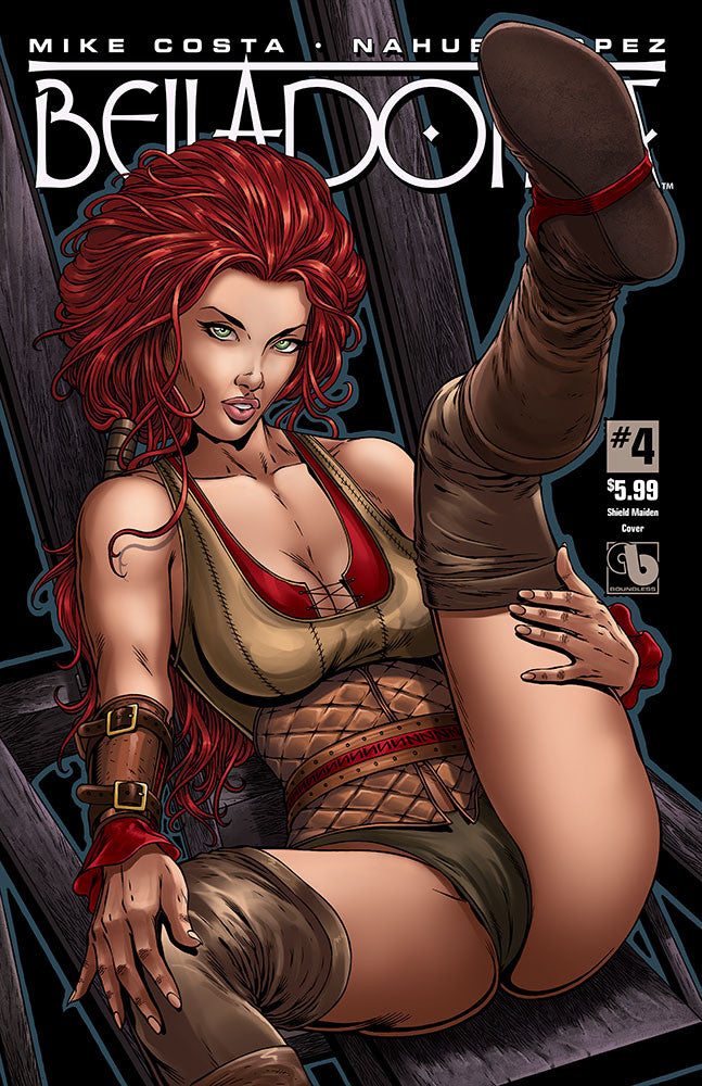BELLADONNA #4 Shield Maiden