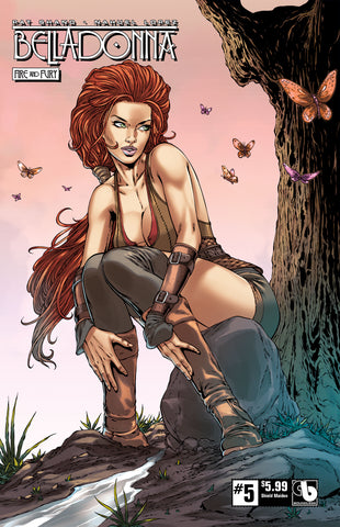 BELLADONNA: FIRE & FURY #5 Shield Maiden