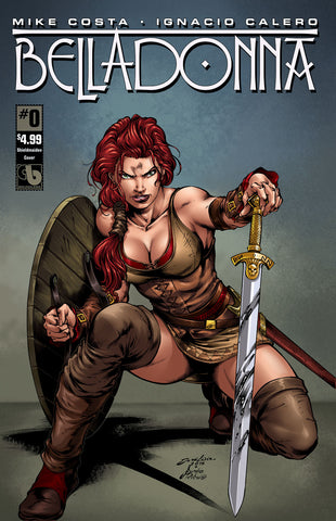 BELLADONNA #0 Shield Maiden