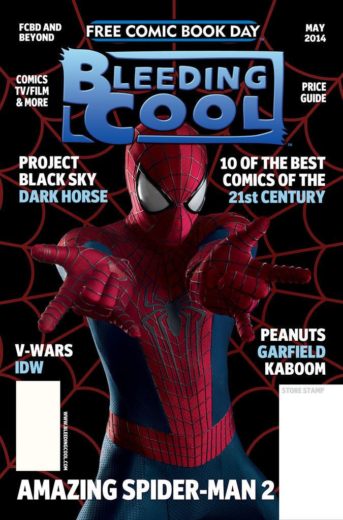 BLEEDING COOL MAGAZINE FCBD 2014