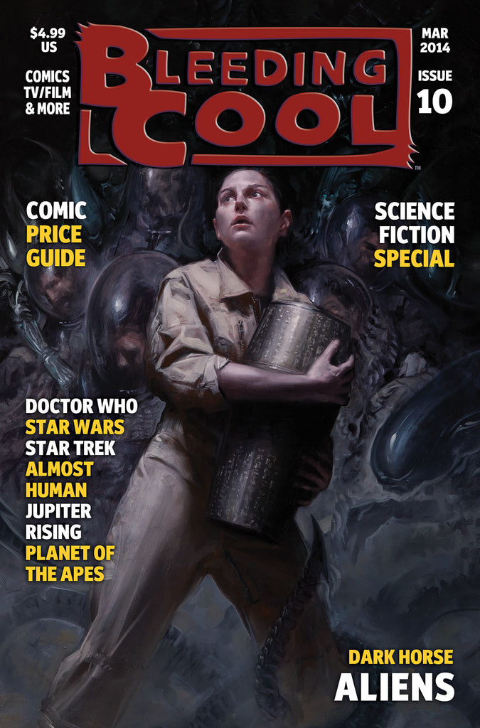 BLEEDING COOL MAGAZINE #10