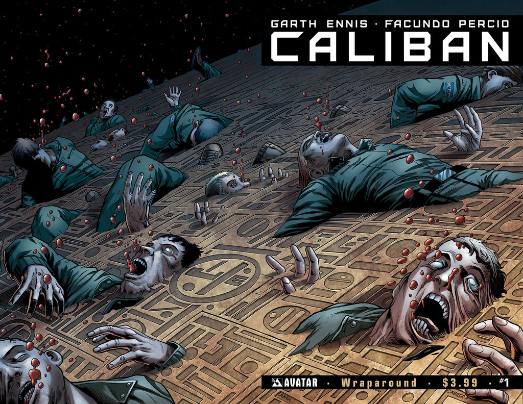 CALIBAN #1 Wraparound