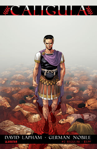 CALIGULA #2 - Digital Copy