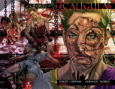 CALIGULA #6 Wraparound