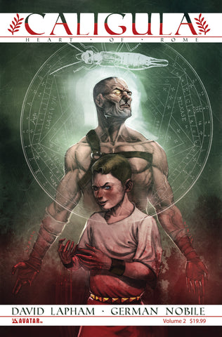 CALIGULA VOL 2 HEART OF ROME TPB