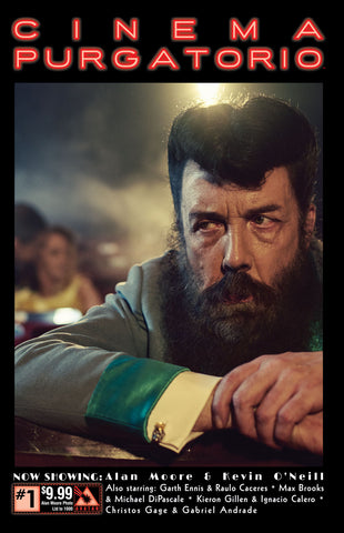 CINEMA PURGATORIO #1 Alan Moore Photo