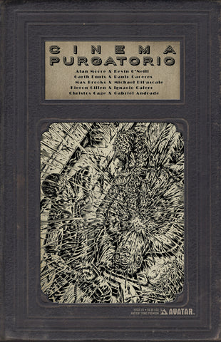 CINEMA PURGATORIO #3 Ancient Tome