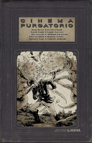 CINEMA PURGATORIO #7 Ancient Tome