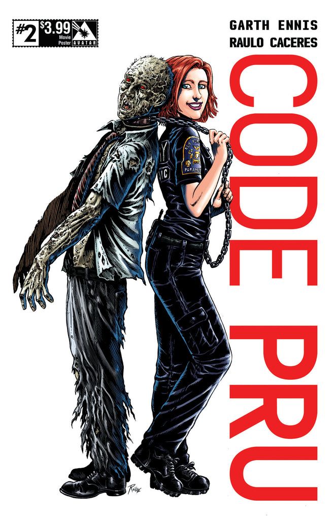 CODE PRU #2 Movie Poster