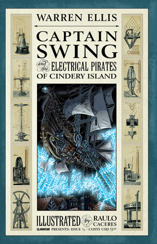 CAPTAIN SWING #1 - Digital Copy