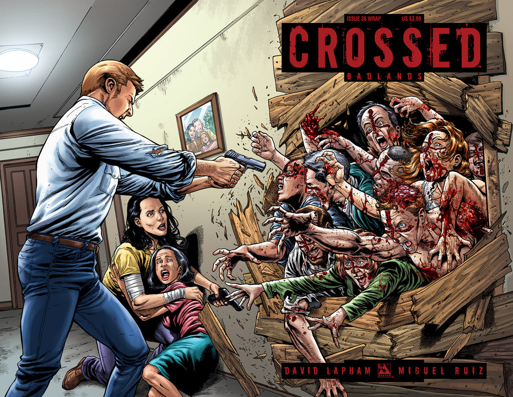 CROSSED: BADLANDS #36 WRAPAROUND