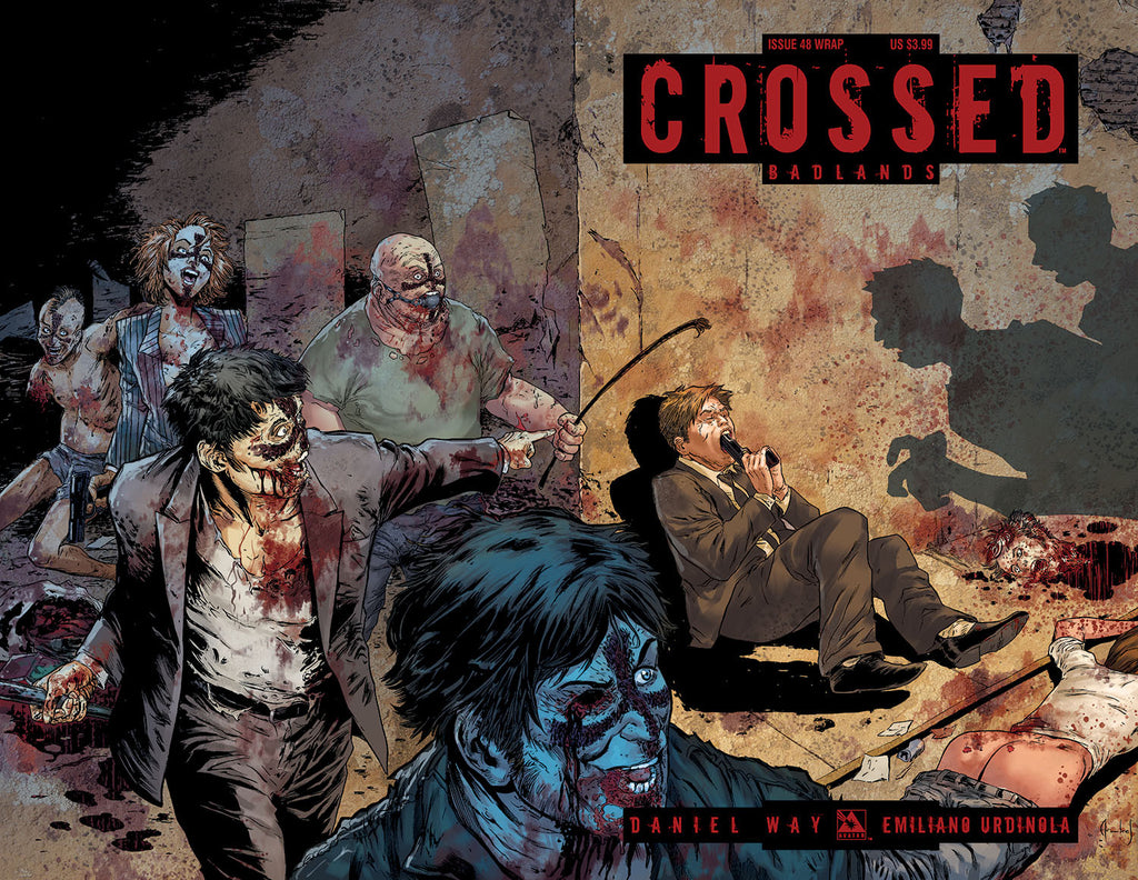 CROSSED: BADLANDS #48 WRAPAROUND