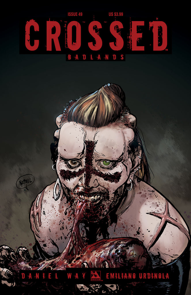 CROSSED: BADLANDS #49 - Digital Copy