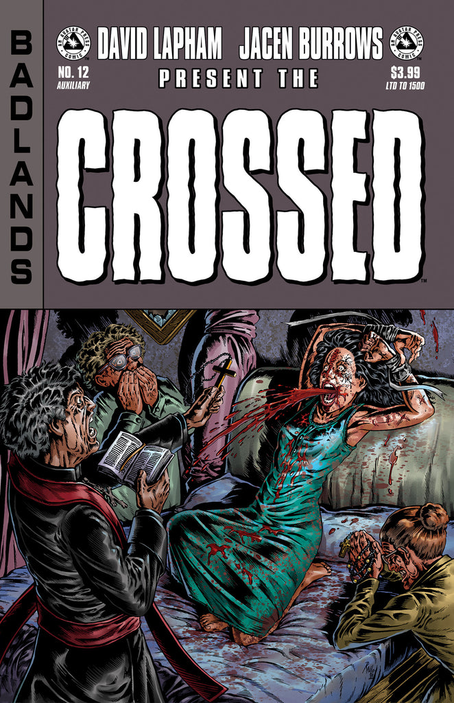 CROSSED: BADLANDS #12 AUXILIARY ED