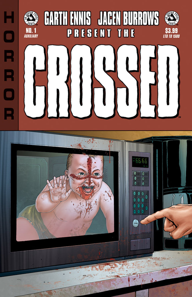 CROSSED: BADLANDS #1 AUXILIARY ED