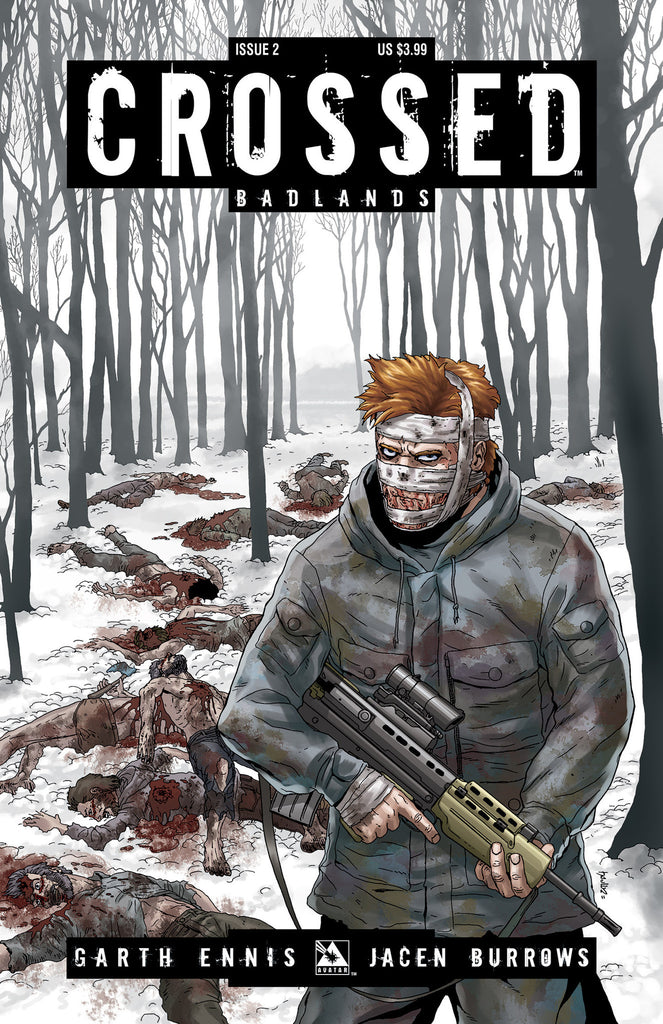 CROSSED: BADLANDS #2 - Digital Copy