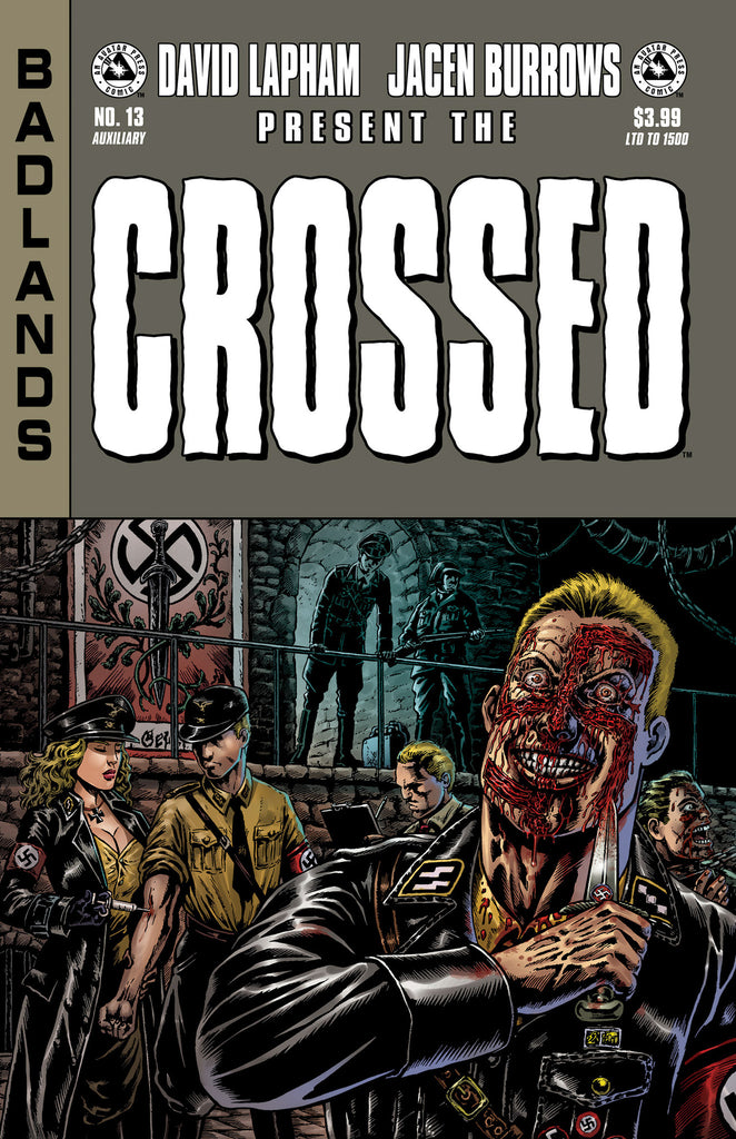 CROSSED: BADLANDS #13 AUXILIARY ED