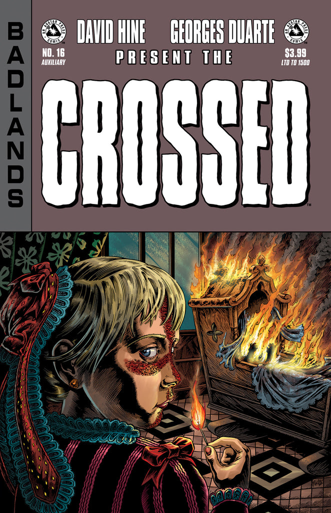 CROSSED: BADLANDS #16 AUXILIARY ED