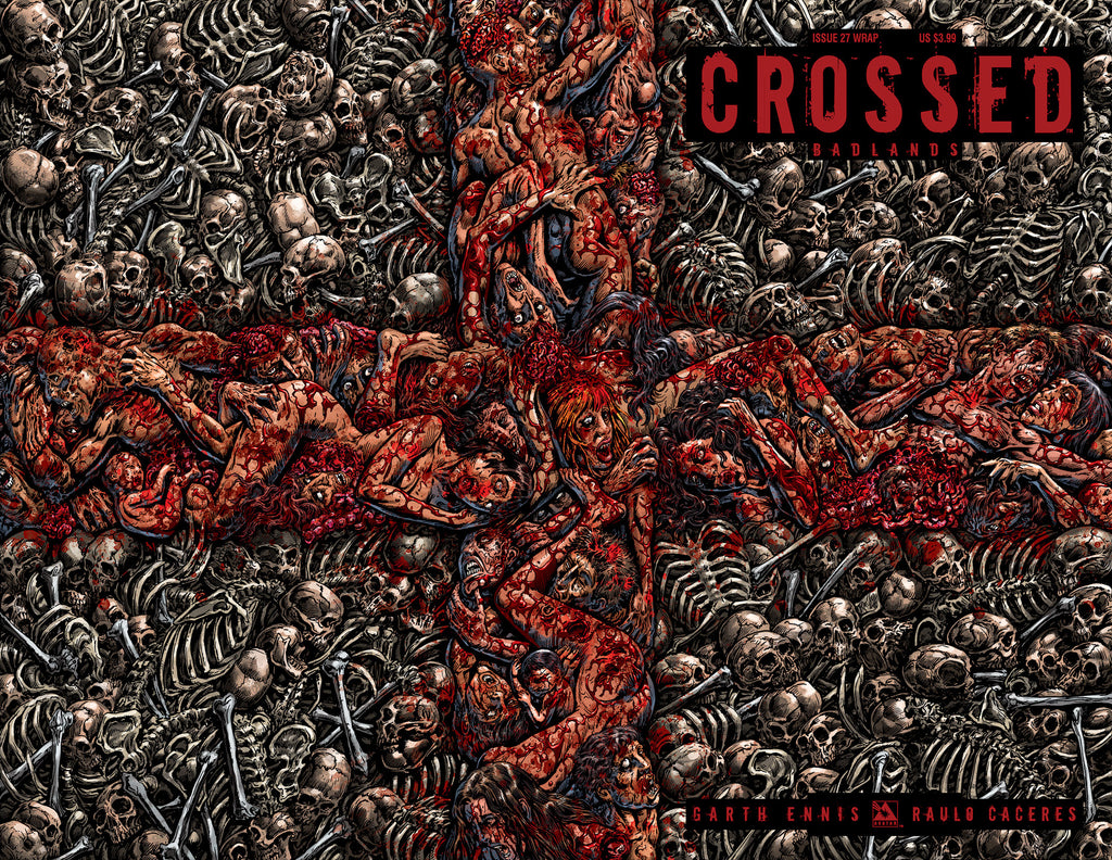 CROSSED: BADLANDS #27 WRAPAROUND