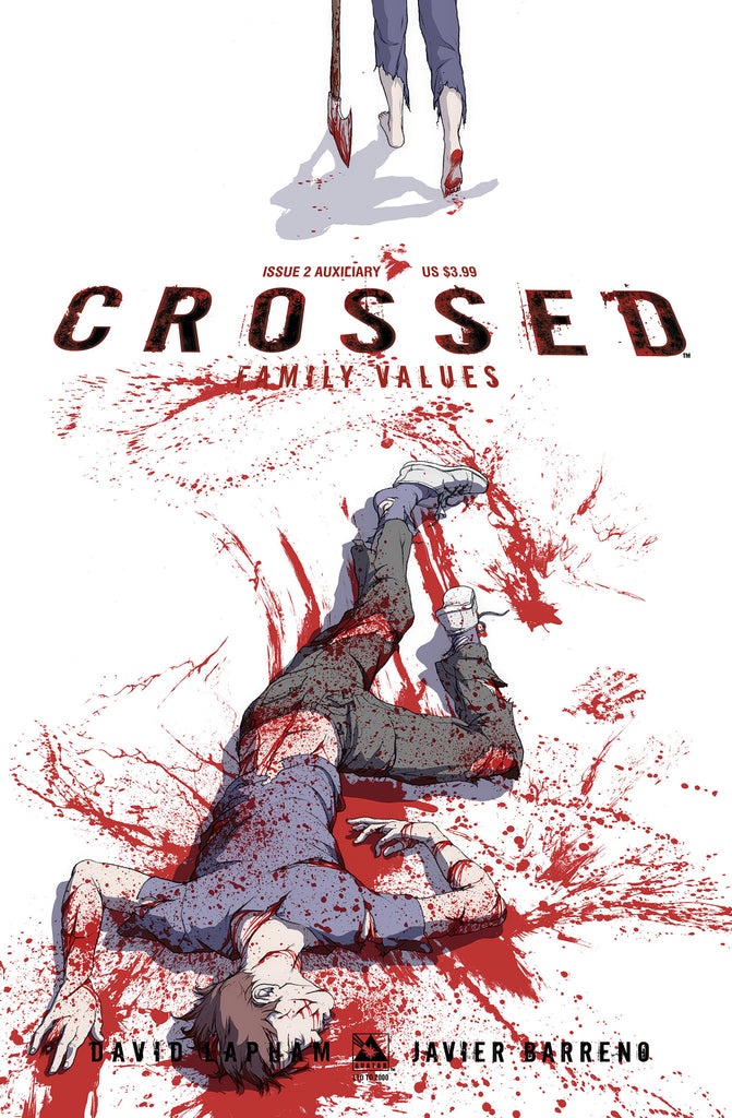 CROSSED: Family Values #2 Auxiliary