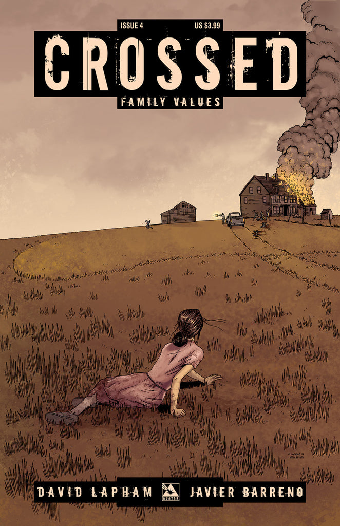CROSSED: Family Values #4 - Digital Copy