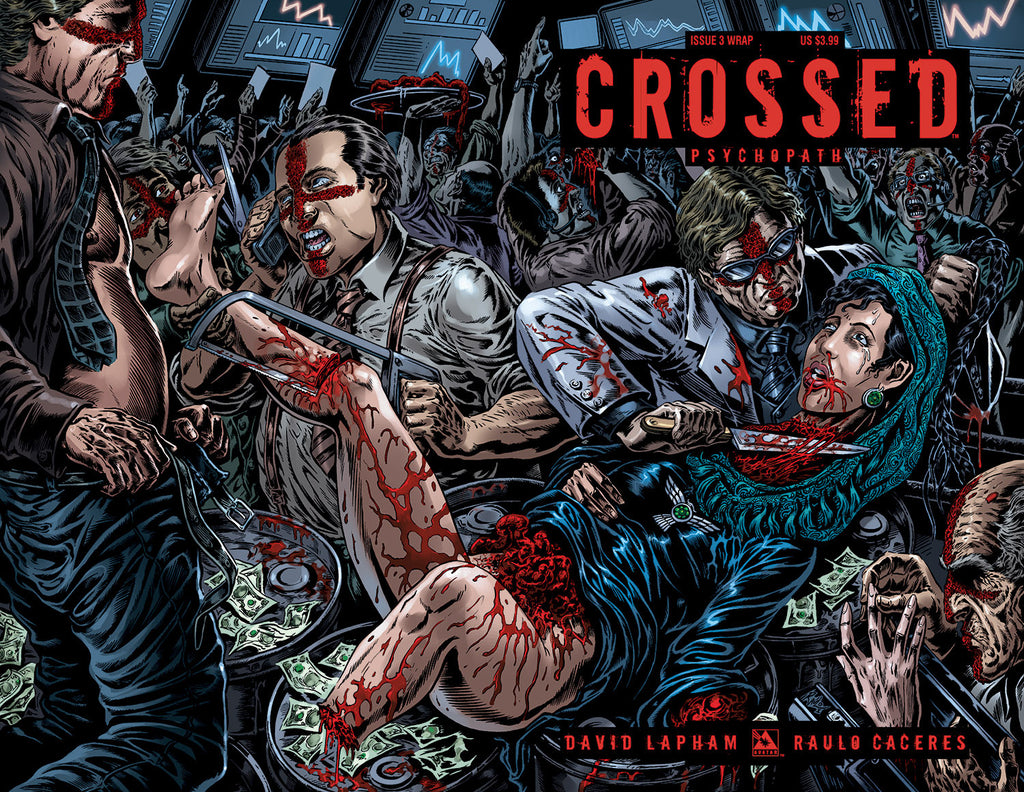 CROSSED: PSYCHOPATH #3 Wraparound