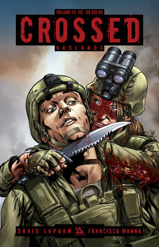 CROSSED VOL 12 Hardcover