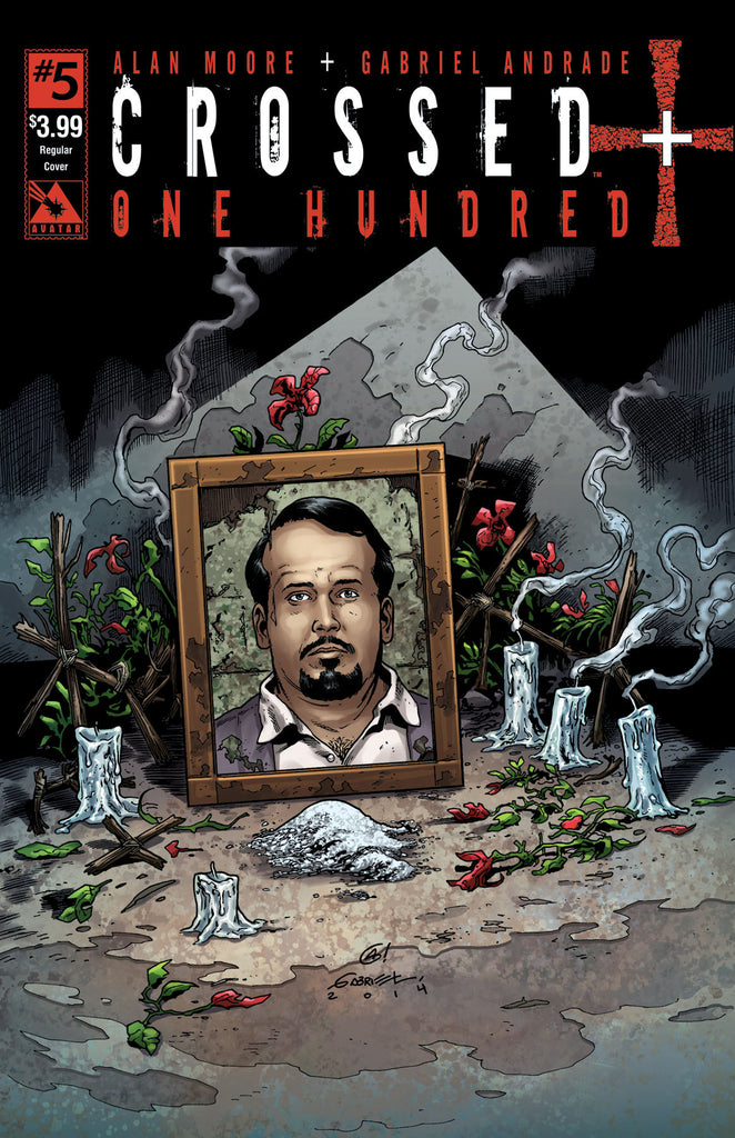 CROSSED +100 #5 - Digital Copy