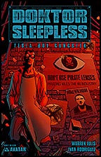 DOKTOR SLEEPLESS #2 - Digital Copy