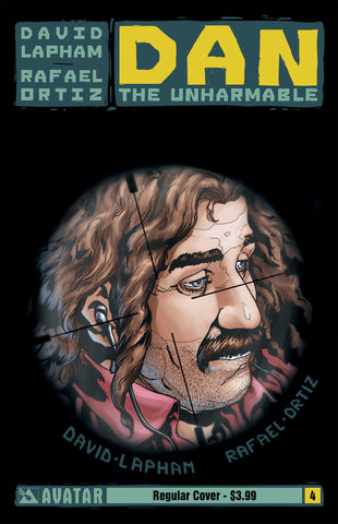 DAN THE UNHARMABLE #4 - Digital Copy