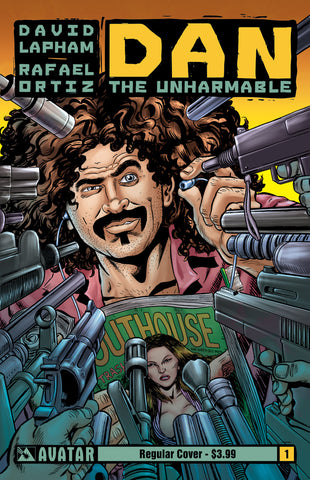 DAN THE UNHARMABLE #1 - Digital Copy