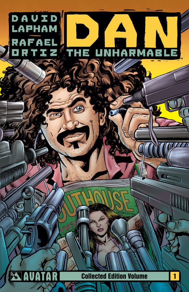 DAN THE UNHARMABLE VOL 1 TPB