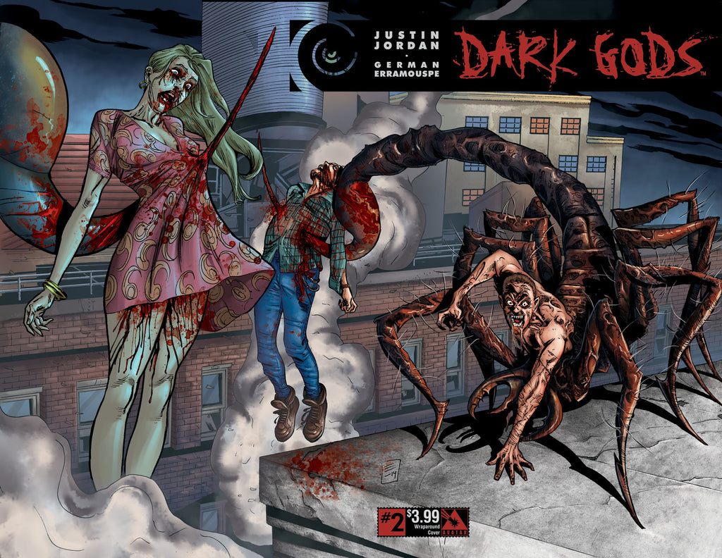 DARK GODS #2 Wraparound