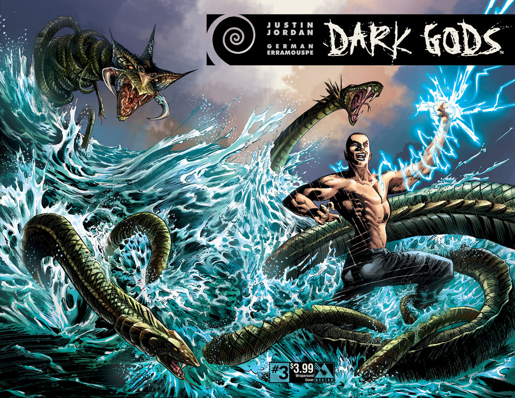 DARK GODS #3 Wraparound