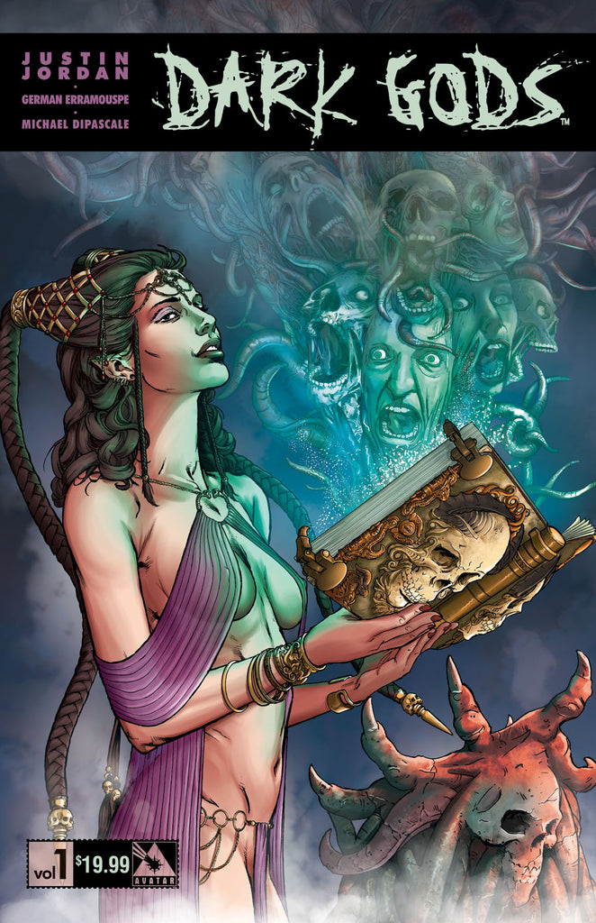 DARK GODS VOL 1 TPB