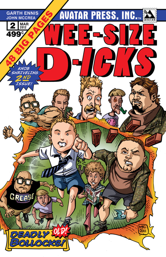 DICKS #2 - Digital Copy