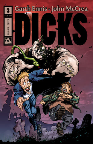 DICKS #3 - Digital Copy