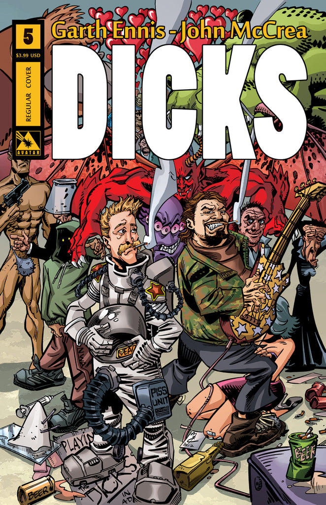 DICKS #5 - Digital Copy