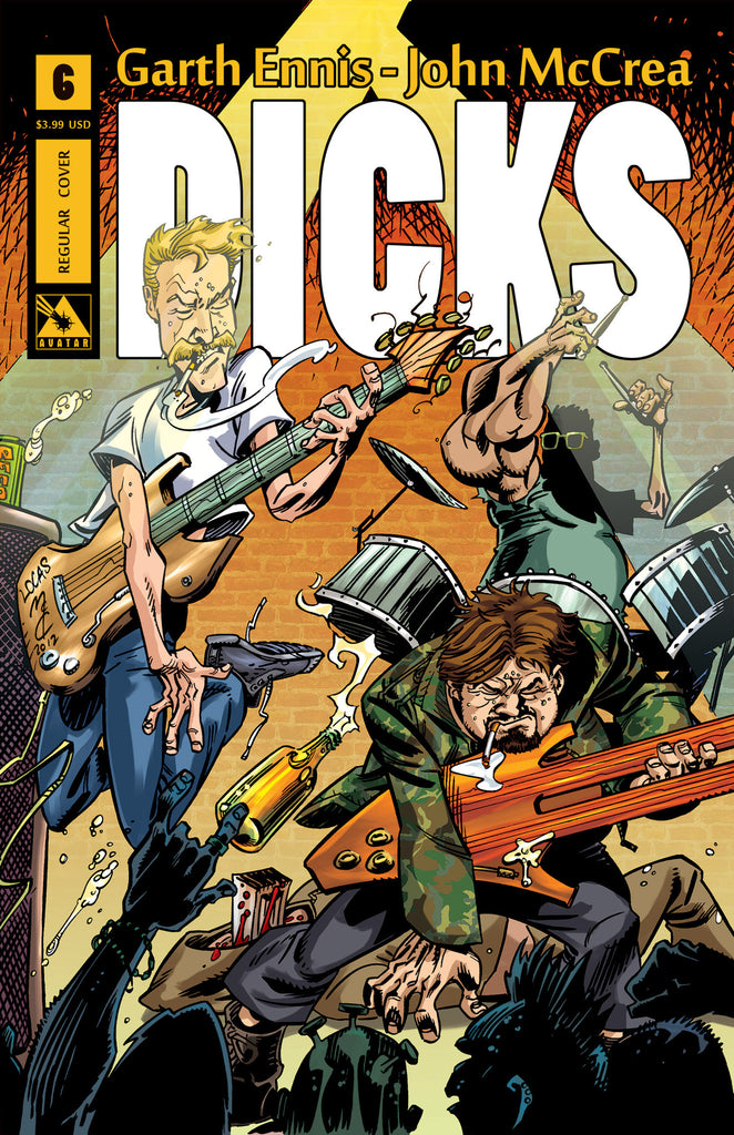 DICKS #6 - Digital Copy