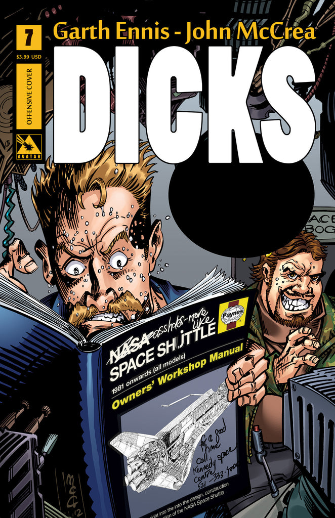 DICKS #7 OFFENSIVE