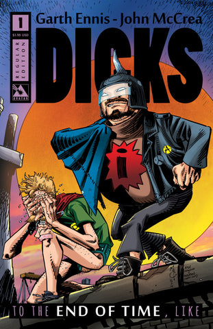 DICKS: END OF TIME #1 - Digital Copy