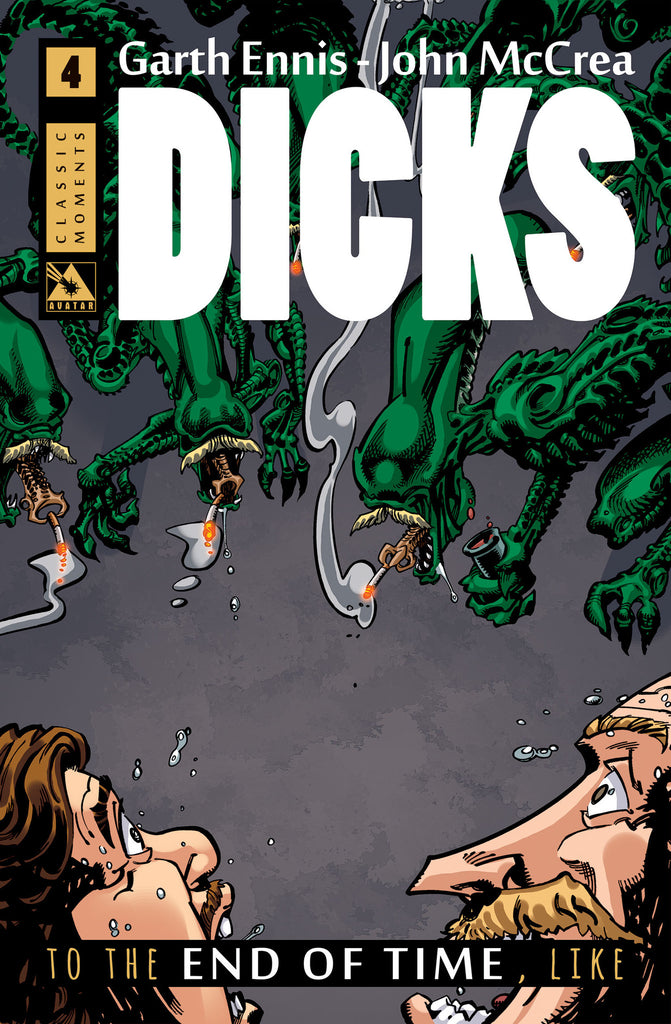 DICKS: END OF TIME #4 Classic Moment