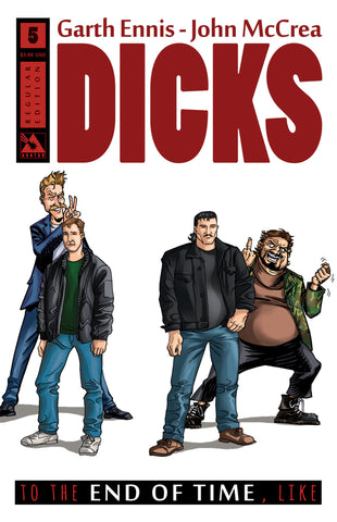 DICKS: END OF TIME #5 - Digital Copy