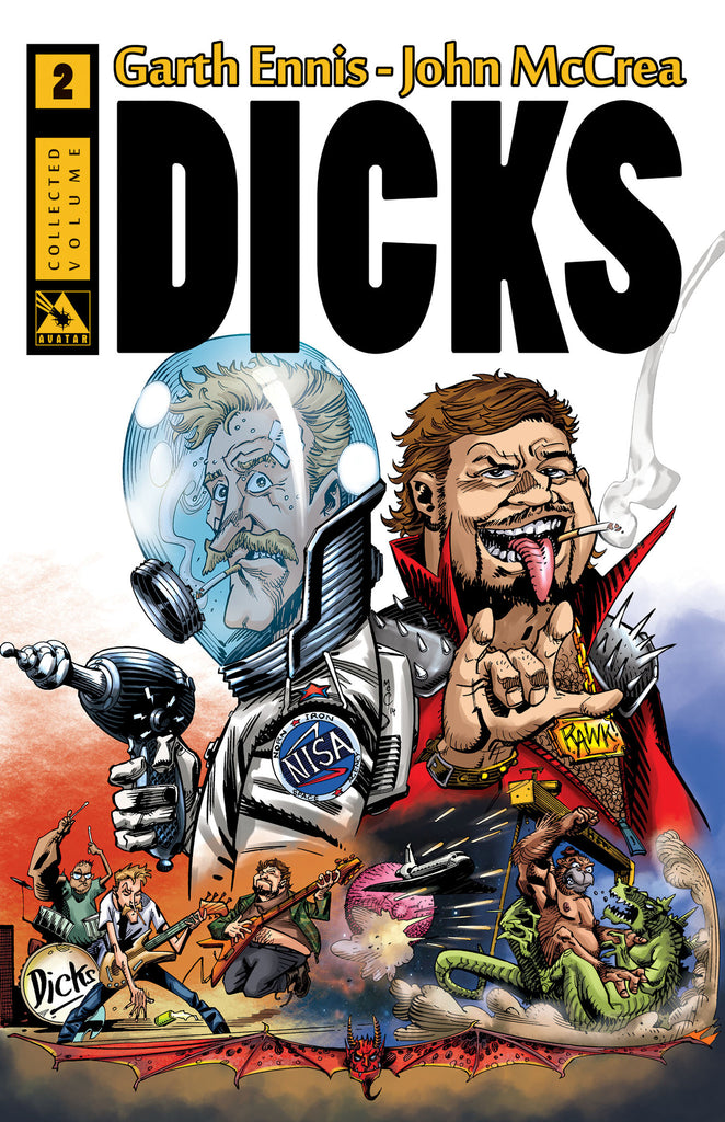 DICKS VOL 2 TPB