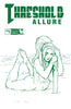 THRESHOLD: ALLURE KS VIP Art Set - #1 Beach Babes Pandora Nude