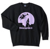 Freakangels MOON Sweatshirt -- XL